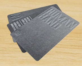Gofreli kartvizitler
