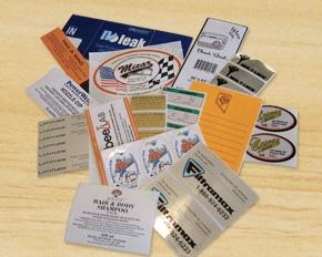 Kağıt Etiketler