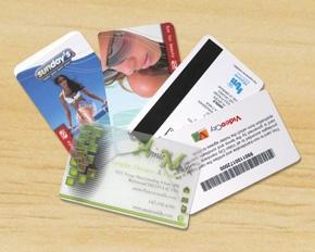 PVC kartvizitler