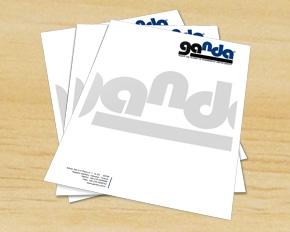 Standart Antetli Kağıt