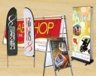 Dış Mekan Afiş ve Posterler